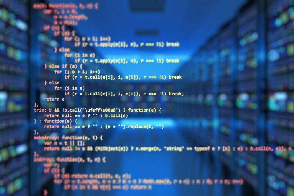 Logiciel code source